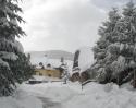 Vista exterior invierno 1 Apartamento Baqueira - Tanau