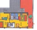 Plano de Apartamento en Baqueira - Valencia d\'Aneu