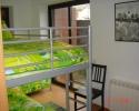 Habitación con terraza Apartamento en Baqueira - Valencia d\'Aneu
